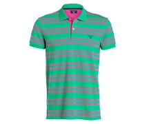 Piqué-Poloshirt Slim-Fit - gelb