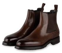 Chelsea-Boots COLLIN - BRAUN