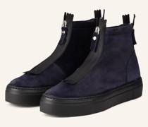 Hightop-Sneaker MAEVA - DUNKELBLAU