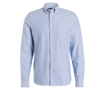 Oxfordhemd Regular-Fit - hellblau