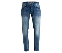 Jeans FORGE Relaxed-Fit - 004 lla mid blue