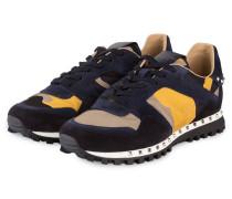 Sneaker ROCKRUNNER - marine/ gelb