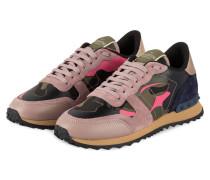 Sneaker ROCKSTUD - khaki/ pink