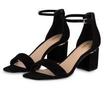 Sandaletten VALENTINA - SCHWARZ