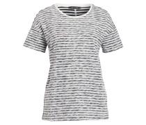 T-Shirt - scwarz/ weiss gestreift