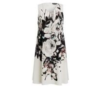 Kleid DANZANTE - weiss/ schwarz