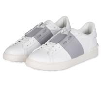 Sneaker - weiss/ grau
