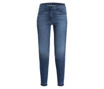 Skinny-Jeans - vamp blue