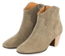 Ankle Boots DICKER - TAUPE