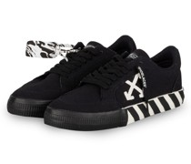 Sneaker - SCHWARZ/ WEISS/ ROT