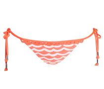 Bikini-Hose TIDAL WAVE - orange
