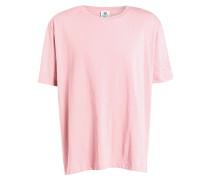 Oversized-Shirt - pink