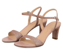 Sandaletten MECHI - BRONZE