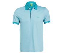 Piqué-Poloshirt C-VITO Regular-Fit - blau