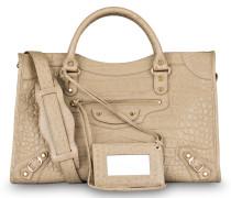 Shopper CLASSIC CITY - beige