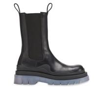 Chelsea-Boots - BLACK TRANSPARENT