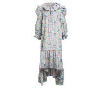 Kleid DEFENSIA mit Volantbesatz
