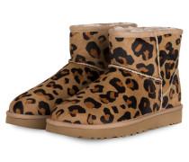 Boots CLASSIC MINI II LEOPARD