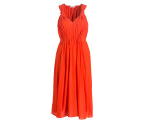 Midi-Kleid ROUSSE - orange