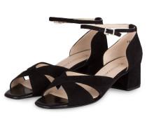 Sandalen TITANIA - schwarz