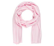 Schal - rosa