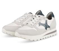 Plateau-Sneaker FELIPA - WEISS/ HELLGRAU