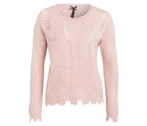 Pullover PUNK - rosa