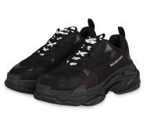 Sneaker TRIPLE S - SCHWARZ
