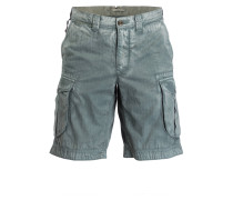 Cargo-Shorts - petrol