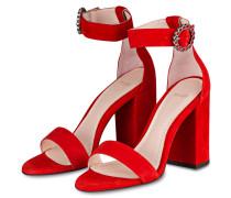 Sandaletten FARIA - rot