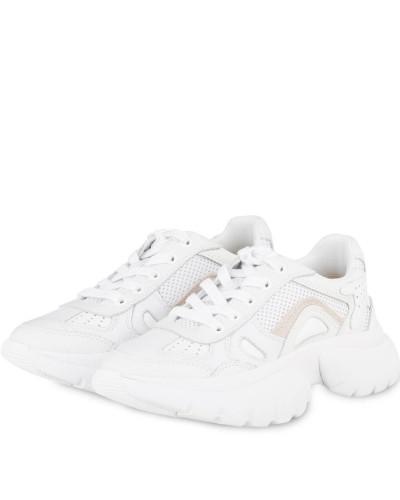 Sneaker FASTER - WEISS