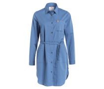 Blusenkleid ÖVIK - blau