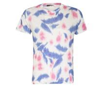 T-Shirt CAMRON aus Leinen