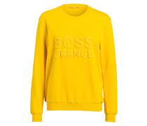 Sweatshirt TALGO - senfgelb