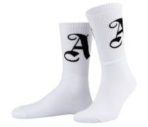 Socken - weiss