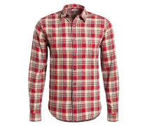 Flanellhemd Regular-Fit
