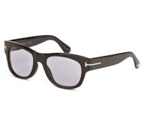 Sonnenbrille TOM N.2 - 63a – schwarz/ grau