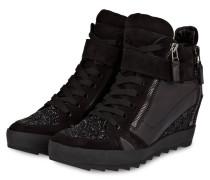 Sneaker-Wedges SOHO GLITTER