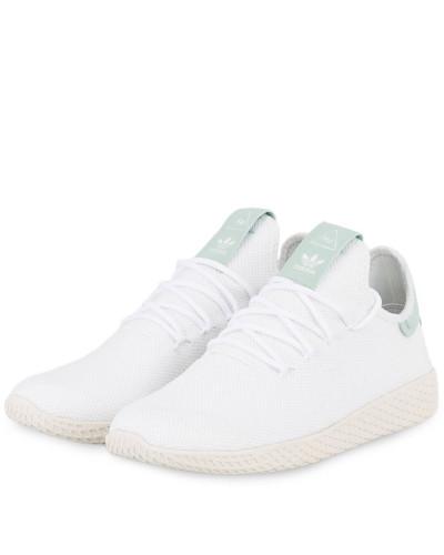 adidas Herren Sneaker PHARELL WILLIAMS TENNIS HU - WEISS Billig Verkauf Großhandelspreis Erhalten Authentisch Günstig Online f0NX8