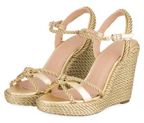 Wedges NAJMA - GOLD
