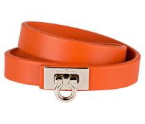 Wickelarmband - orange