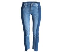7/8-Jeans GEORGIA - bright blue