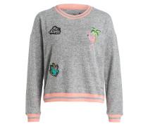 Sweatshirt - garu meliert
