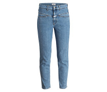 Jeans PEDAL PUSHER - blau