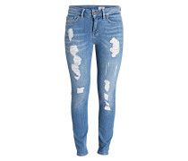 Skinny Fit Jeans GIGI HADID - rot