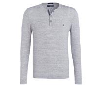 Henley-Shirt BAXTER - grau