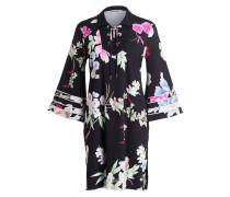 Kleid MYKONOS MAEVA - schwarz/ weiss/ pink