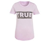 T-Shirt - hellviolett