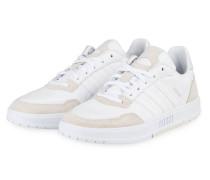 Sneaker COURTMASTER - WEISS/ HELLGRAU