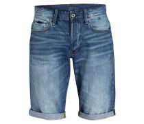 Jeans-Shorts - medium aged blue